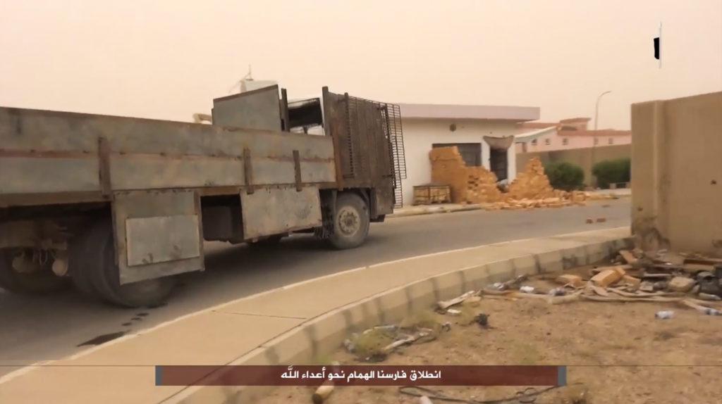 September 3, 2015. Fallujah province.
