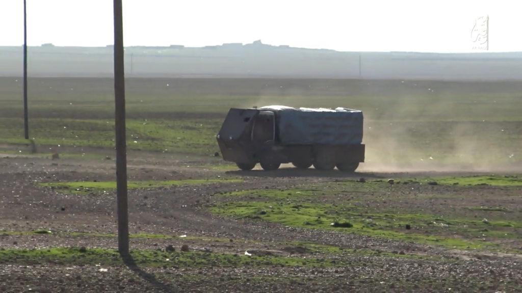 February 29, 2016. Raqqah province.