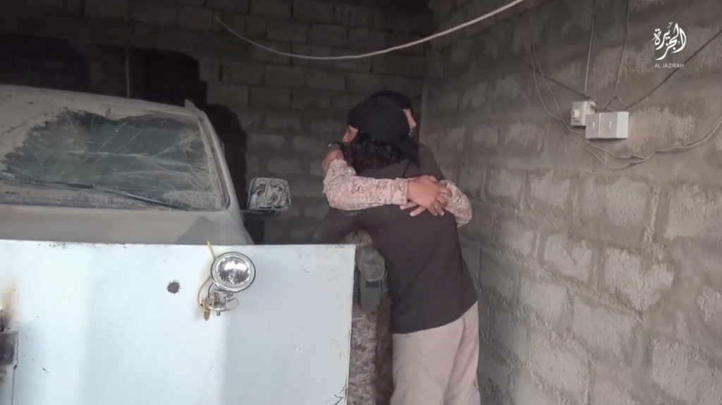 November 30, 2016. Jazirah province.
